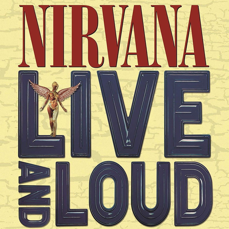 Nirvana - Live And Loud: Vinyl 2LP