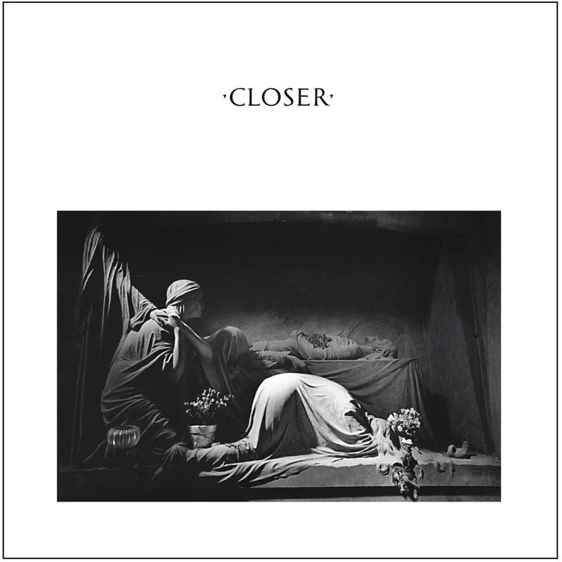 Joy Division - Closer: Limited Crystal Clear Vinyl LP