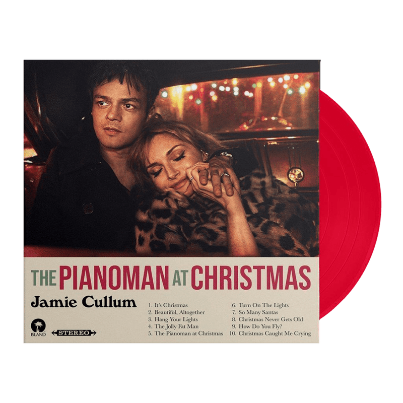 Jamie Cullum - The Pianoman At Christmas : Various Formats