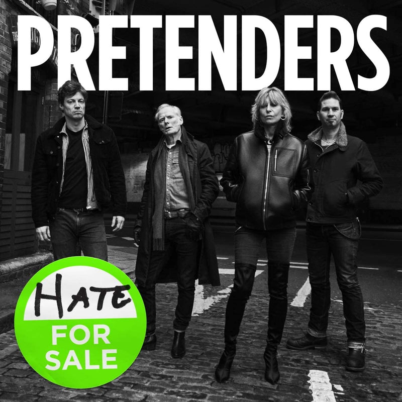 Pretenders - Hate For Sale: Vinyl LP