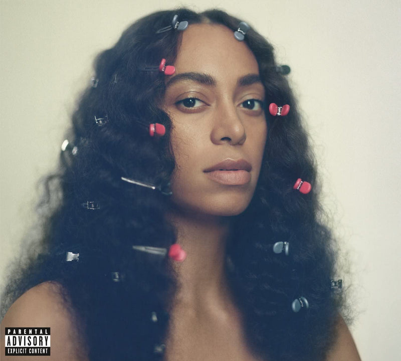 Solange - A Seat At The Table: Limited Red Vinyl LP