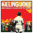 Killing Joke - The Singles Collection: Transparent Red & Yellow / Black & Clear Vinyl 4LP