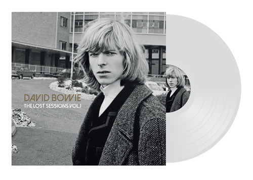 David Bowie - The Lost Sessions Vol.1: Double Clear Vinyl LP