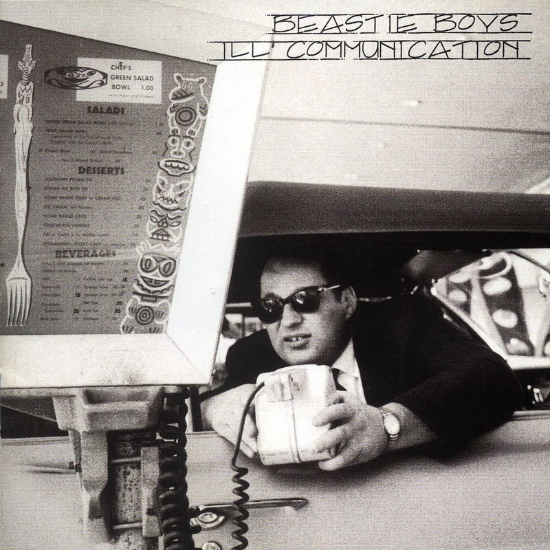 Beastie Boys - Ill Communication: Vinyl 2LP