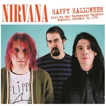 Nirvana - Happy Halloween - Live in Seattle 1991: Vinyl LP