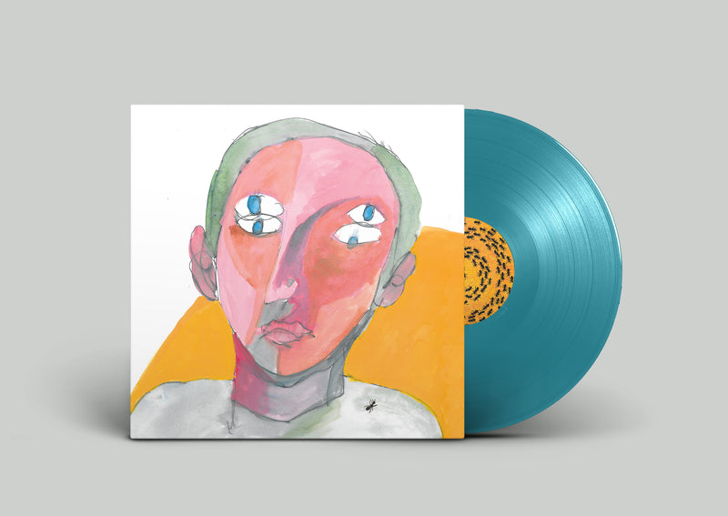 Another New Thing - XYZZY Teal Vinyl LP  *Pre Order