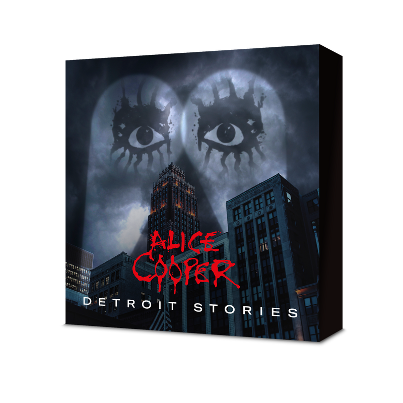 Alice Cooper - Detroit Stories: Various Formats *Pre Order