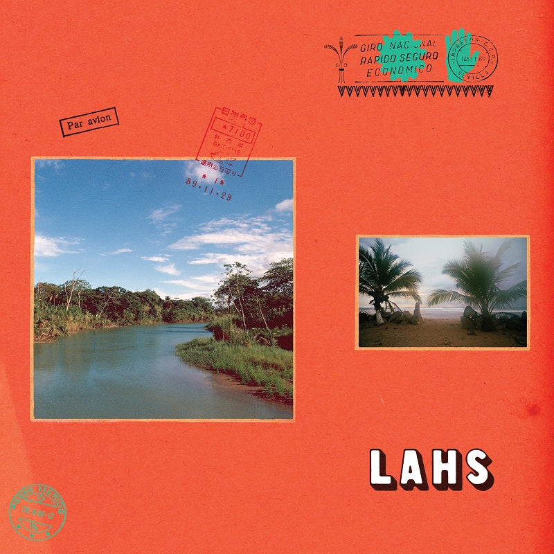Allah Las - Lahs : Limited Exclusive Opaque Mint Green Vinyl LP hand numbered with 6 postcard set *DINKED EXCLUSIVE 025*