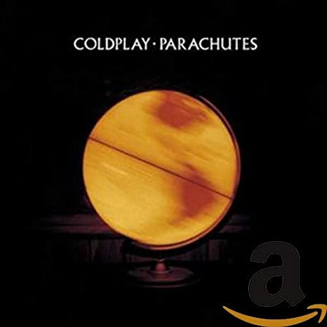 Coldplay - Parachutes (20th Anniversary): Limited Transparent Yellow Vinyl LP