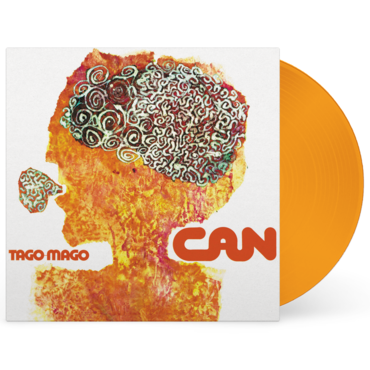 Can - Tago Mago: Limited Orange Vinyl 2LP