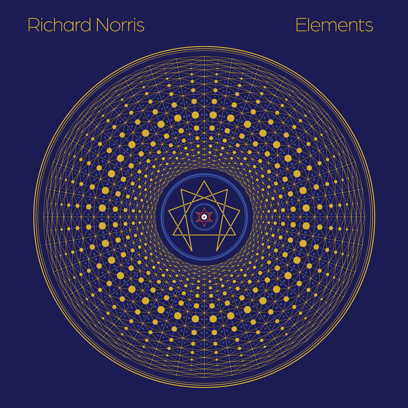 Richard Norris - Elements : Exclusive Picture Disc Vinyl LP in a Hand numbered Gatefold Sleeve *DINKED EXCLUSIVE 062* Pre-Order