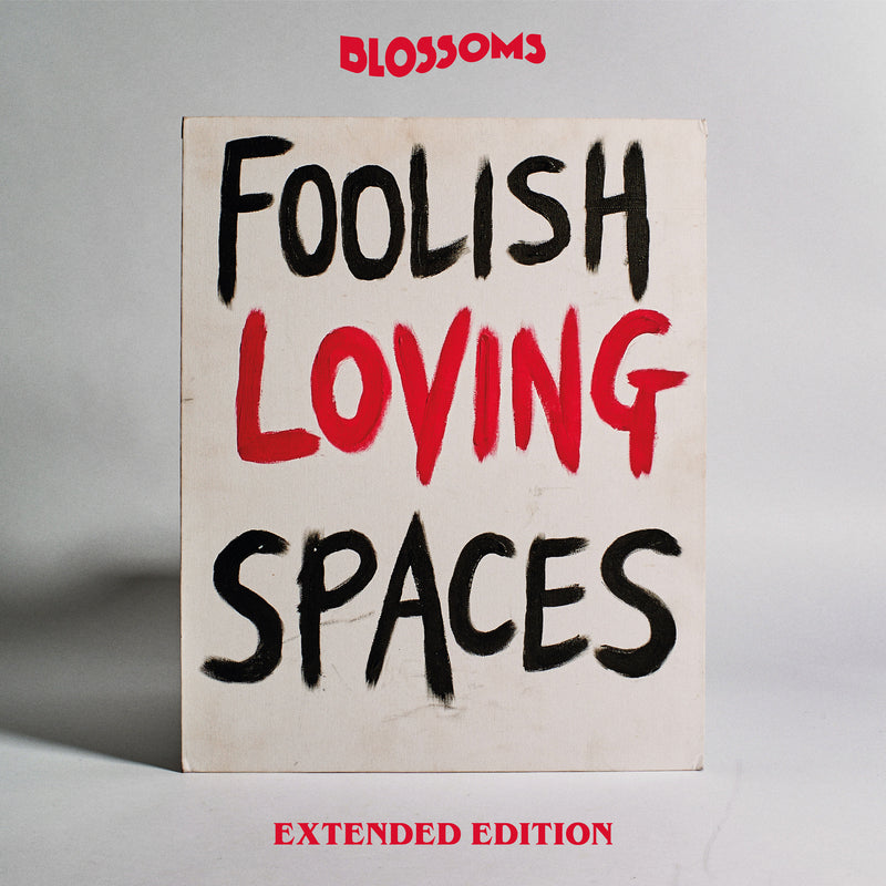 Blossoms - Foolish Loving Spaces (Extended Edition): CD Album *Pre Order