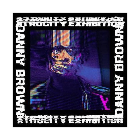 Danny Brown - Atrocity Exhibition: Vinyl LP