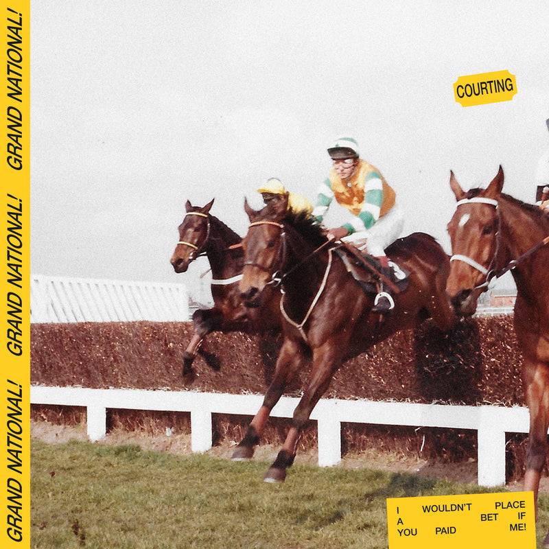 Courting - Grand National EP: Vinyl EP