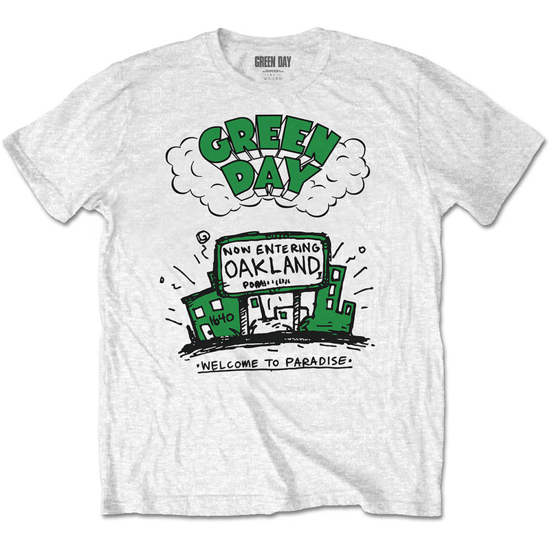 Green Day Welcome To Paradise Unisex T-Shirt