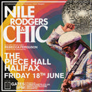 Nile Rodgers & CHIC 18/06/21 @ Piece Hall, Halifax