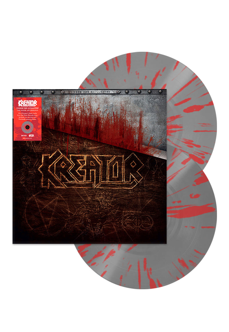 Kreator - Under The Guillotine -The Noise Anthology: Vinyl LP