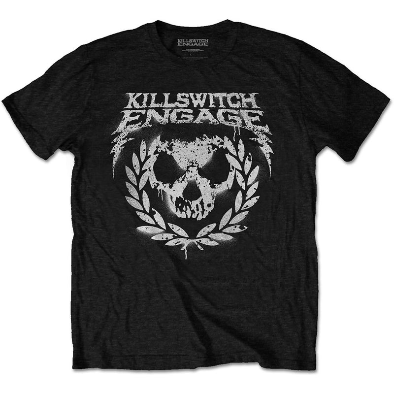 Killswitch Engage Skull Spraypaint Unisex T-Shirt