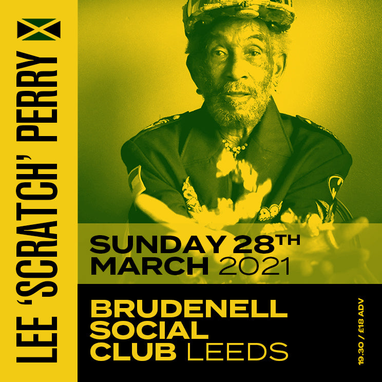 Lee Scratch Perry 07/11/21 @ Brudenell Social Club