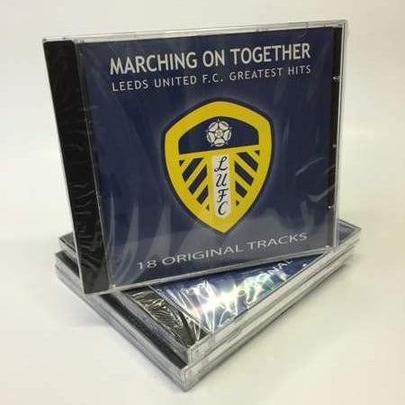 Leeds United F.C. Greatest Hits - Marching On Together CD