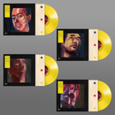 Andrew Hung - Devastations : Limited Transparent Yellow Vinyl LP in Die Cut Sleeve *DINKED EXCLUSIVE 109* Pre-Order