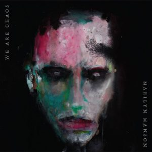 Marilyn Manson - We Are Chaos: Limited White Vinyl LP