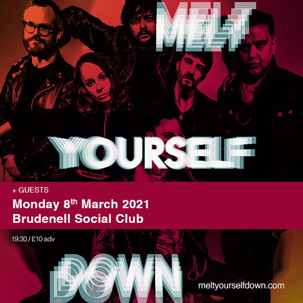 Melt Yourself Down 17/11/21 @ Brudenell Social Club