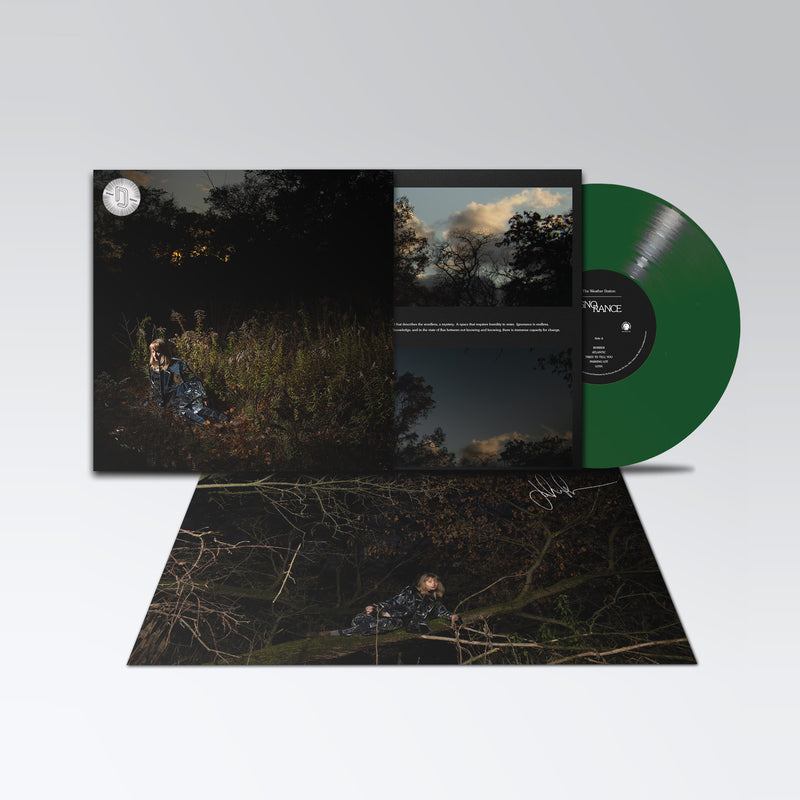Weather Station (The) - Ignorance : Limited Evergreen Vinyl LP With Signed Print *DINKED EXCLUSIVE 082 *Pre-Order