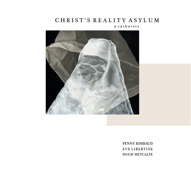 Penny Rimbaud - Christ's Reality Asylum: Double Vinyl LP