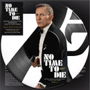 No Time To Die - Original Soundtrack: Indies Exclusive Picture Disc Vinyl LP *Pre Order