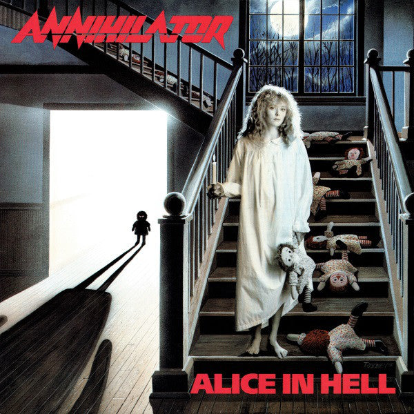 Annihilator - Alice In Hell: Vinyl LP