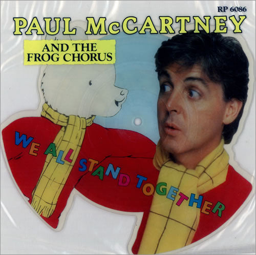 Paul McCartney - We All Stand Together: Vinyl Picture Disc Single