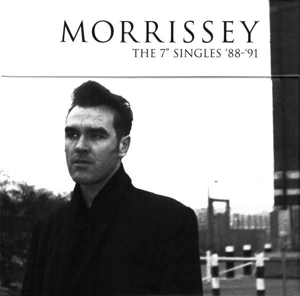 "Morrissey - The 7"" Singles '88-'91: 10x7"" Singles Box Set"