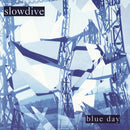 Slowdive – Blue Day: Limited Edition White Marbled Vinyl LP