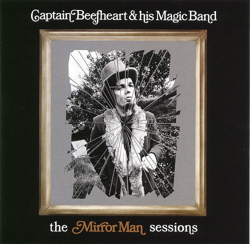 Captain Beefheat & His Magic Band - The Mirror Man Sessions: Limited Clear Vinyl 2LP