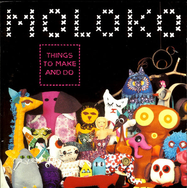 Moloko - Things To Make And Do: Limited Transaparent Pink Vinyl 2LP