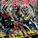 Iron Maiden - The Number of The Beast: Vinyl LP