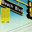 Beach Blvd - Various Artists: RSD Limited Blue & Yellow Vinyl 2LP