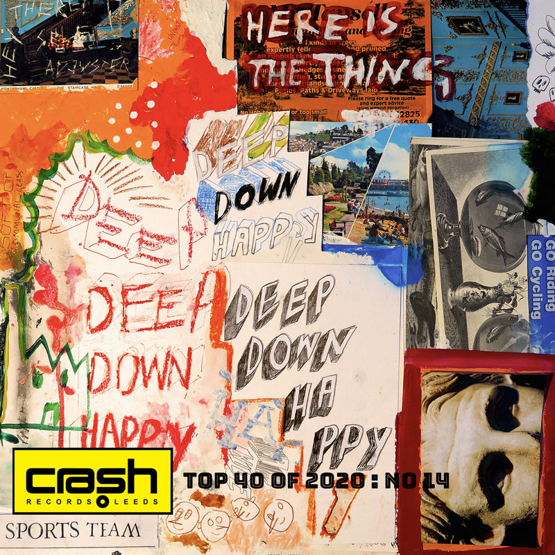 Sports Team - Deep Down Happy: (Various Formats)