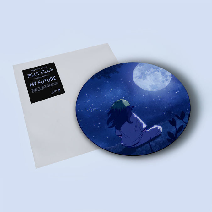 "Billie Eilish - My Future: Limited 7"" Single Picture Disc"