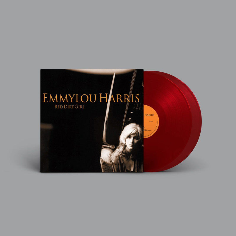 Emmylou Harris - Red Dirt Girl: Red Double Vinyl LP