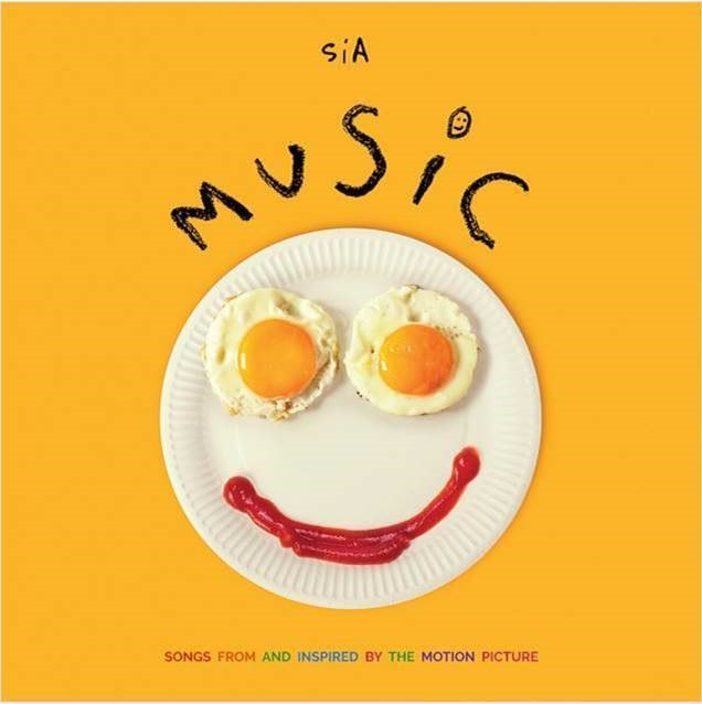 Sia - MUSIC Songs From And Inspired By The Motion Picture - CD Album