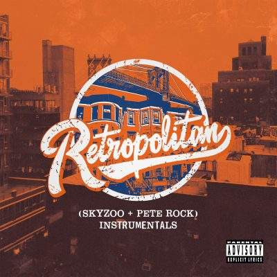 Skyzoo & Pete Rock – Retropolitan (Instrumentals) Vinyl LP Limited RSD2020 Aug Drop