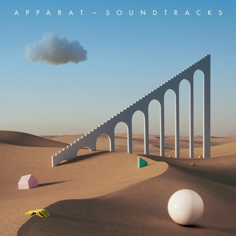 Apparat - Soundtracks: 4LP Vinyl Box Set *Pre Order
