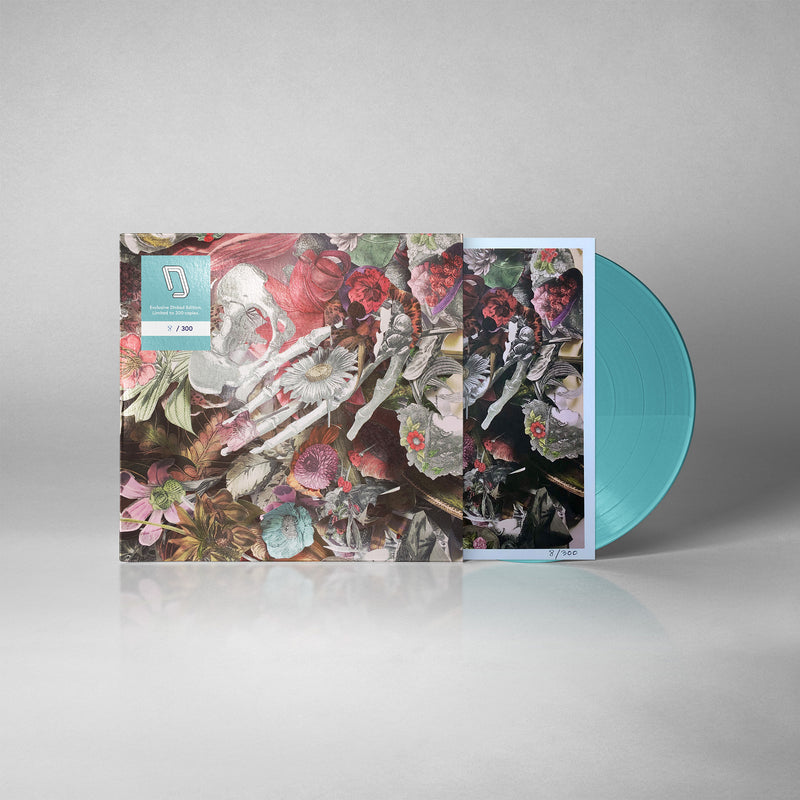 Tala Vala - Modern Hysteric: Exclusive Opaque Blue Vinyl LP With Signed & Numbered Artwork Print *DINKED EXCLUSIVE 084
