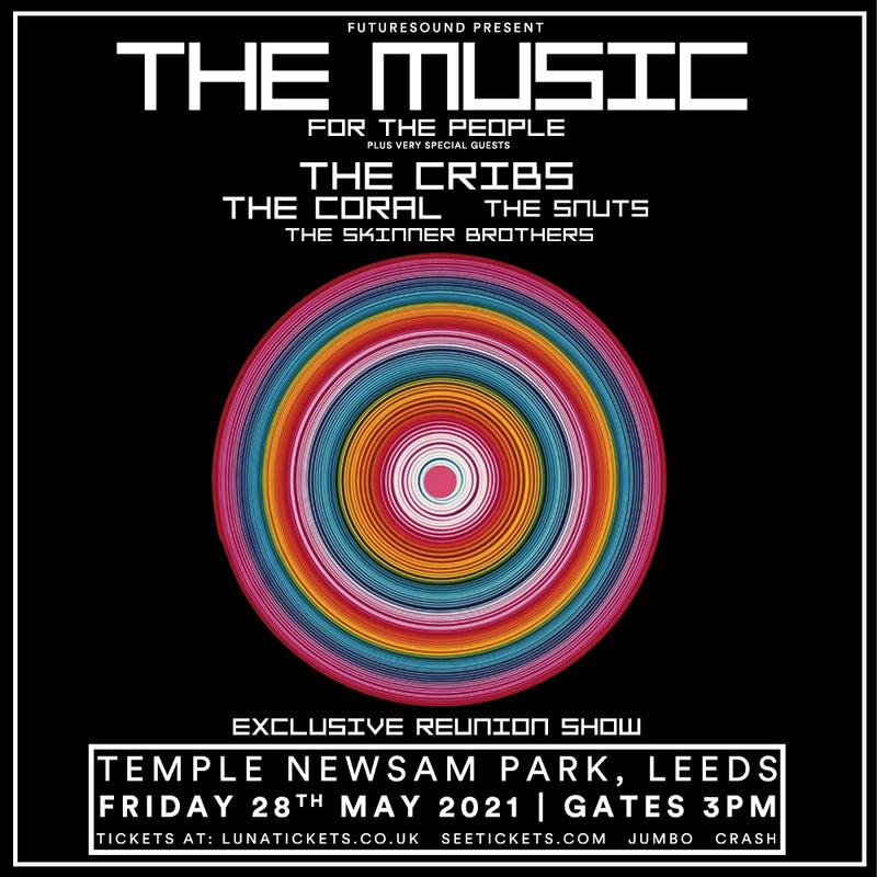 Music (The) 02/06/22 @ Temple Newsam Park, Leeds