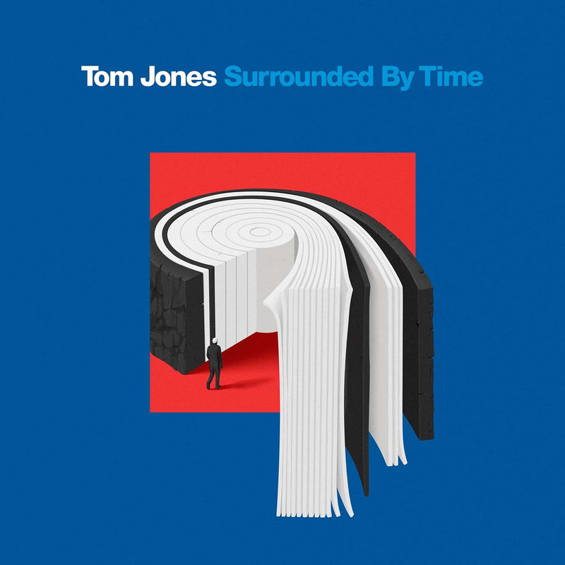Tom Jones - Surrounded By Time Various Formats + Ticket Bundle (Album Launch gig at Brudenell Social Club)