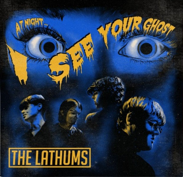 "Lathums (The) - I See Your Ghost: Yellow 7"" Single"