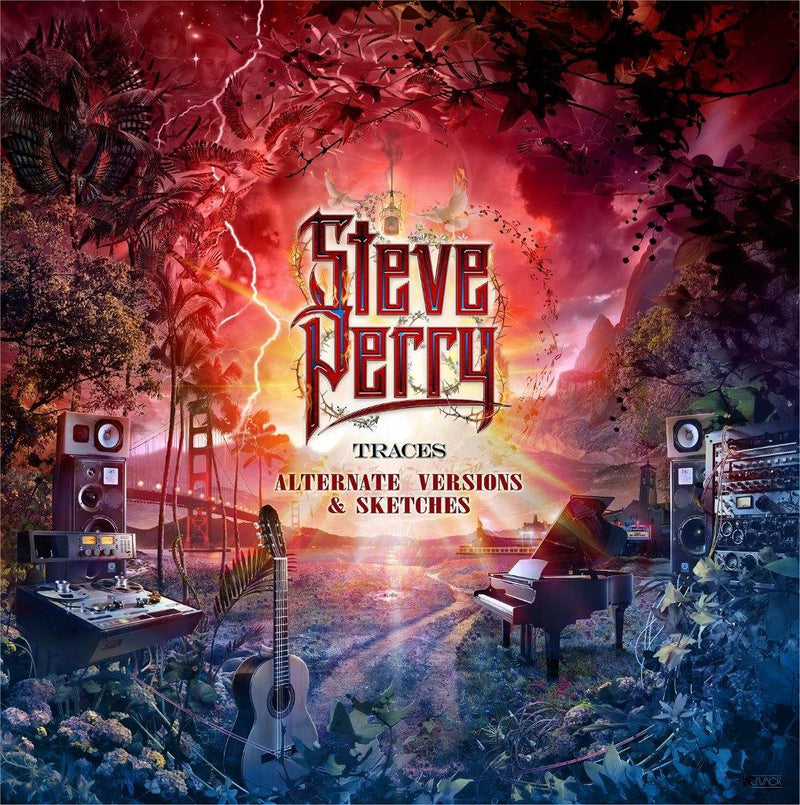 Steve Perry - Traces (Alternative Versions and Sketches): Various Formats *Pre Order