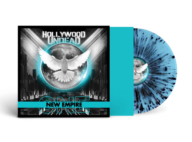 Hollywood Undead - New Empire Volume One: RSD Stores Exclusive Splatter Vinyl LP
